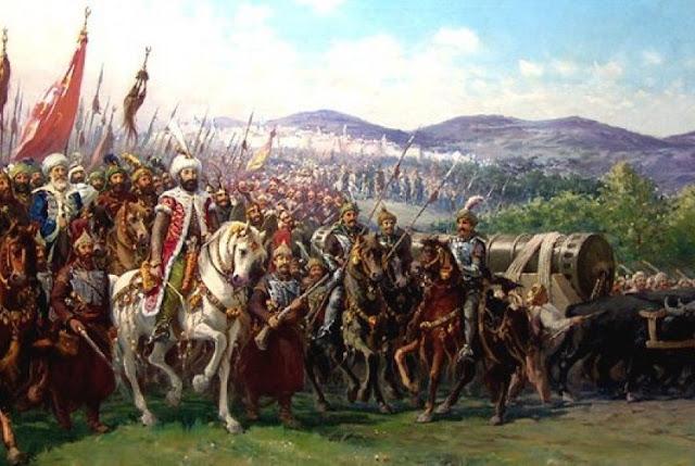 Balasan Eropa Atas Penaklukan Konstantinopel oleh Kekaisaran Ottoman