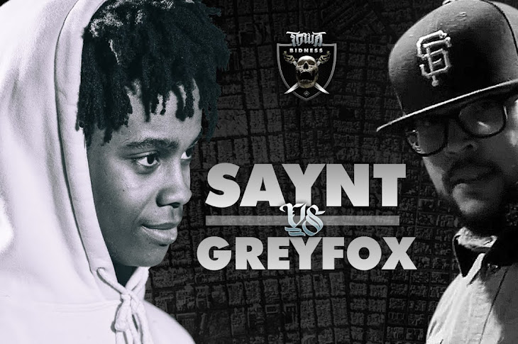 KOTD Presents: Saynt vs Greyfox