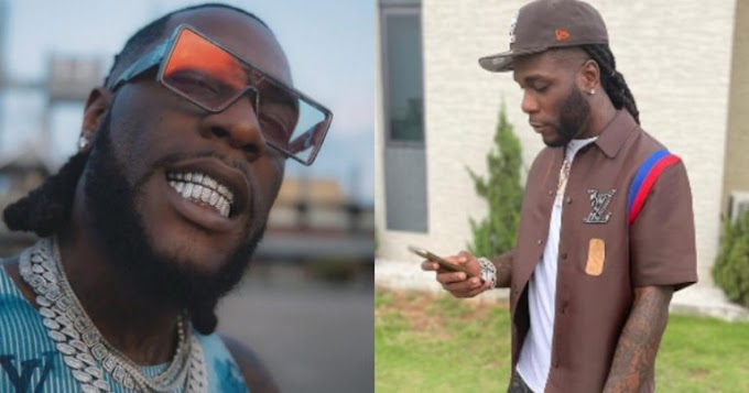 Burna Boy is said to have received the beating of his life at a Lagos nightclub (Details)