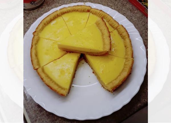 egg tart recipe