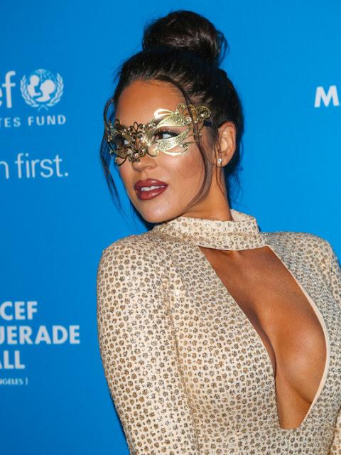Carissa Rosario - 2016 UNICEF Masquerade Ball