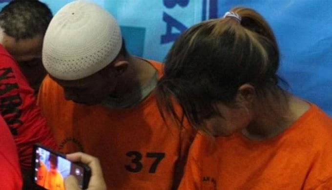 300 Gram Sabu Disimpan Di Kemaluanya 'Wanita Asal Thailand Di Tangkap Polres Tangsel