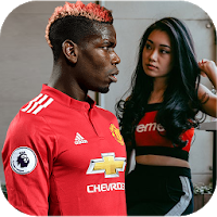 Selfie With Pogba: Paul Pogba Wallpapers Apk free for Android