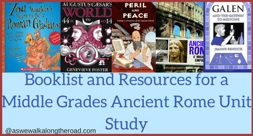 Books about Ancient Rome