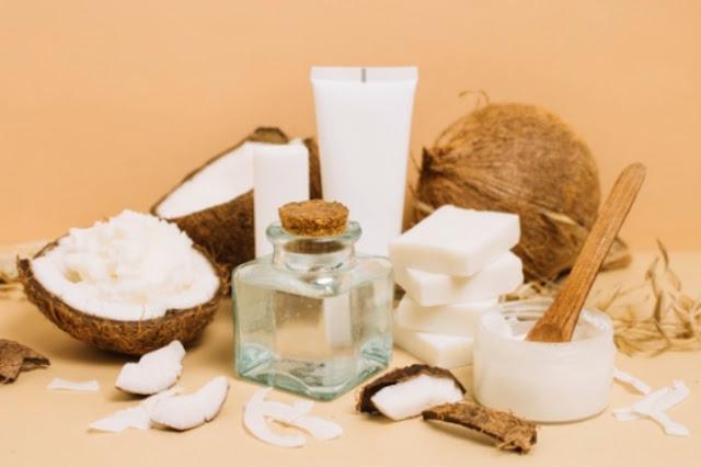 Manfaat Minyak Kelapa Untuk Vitiligo