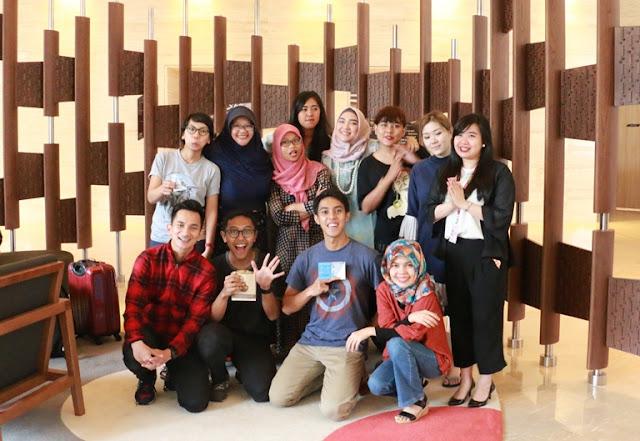 blogger airasia