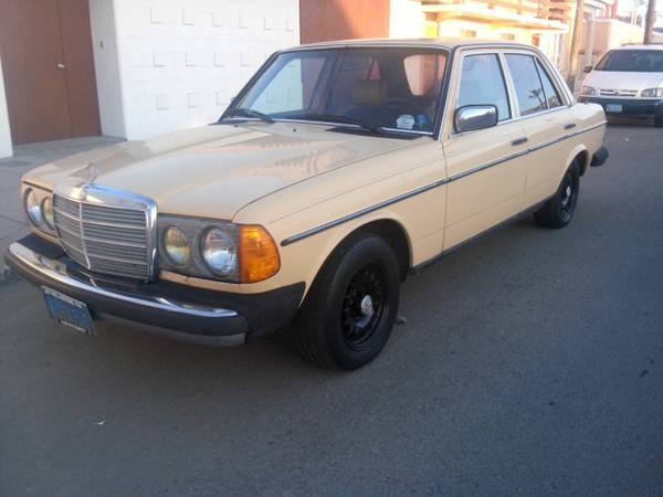 1983 Mercedes-Benz 240D AWD For Sale