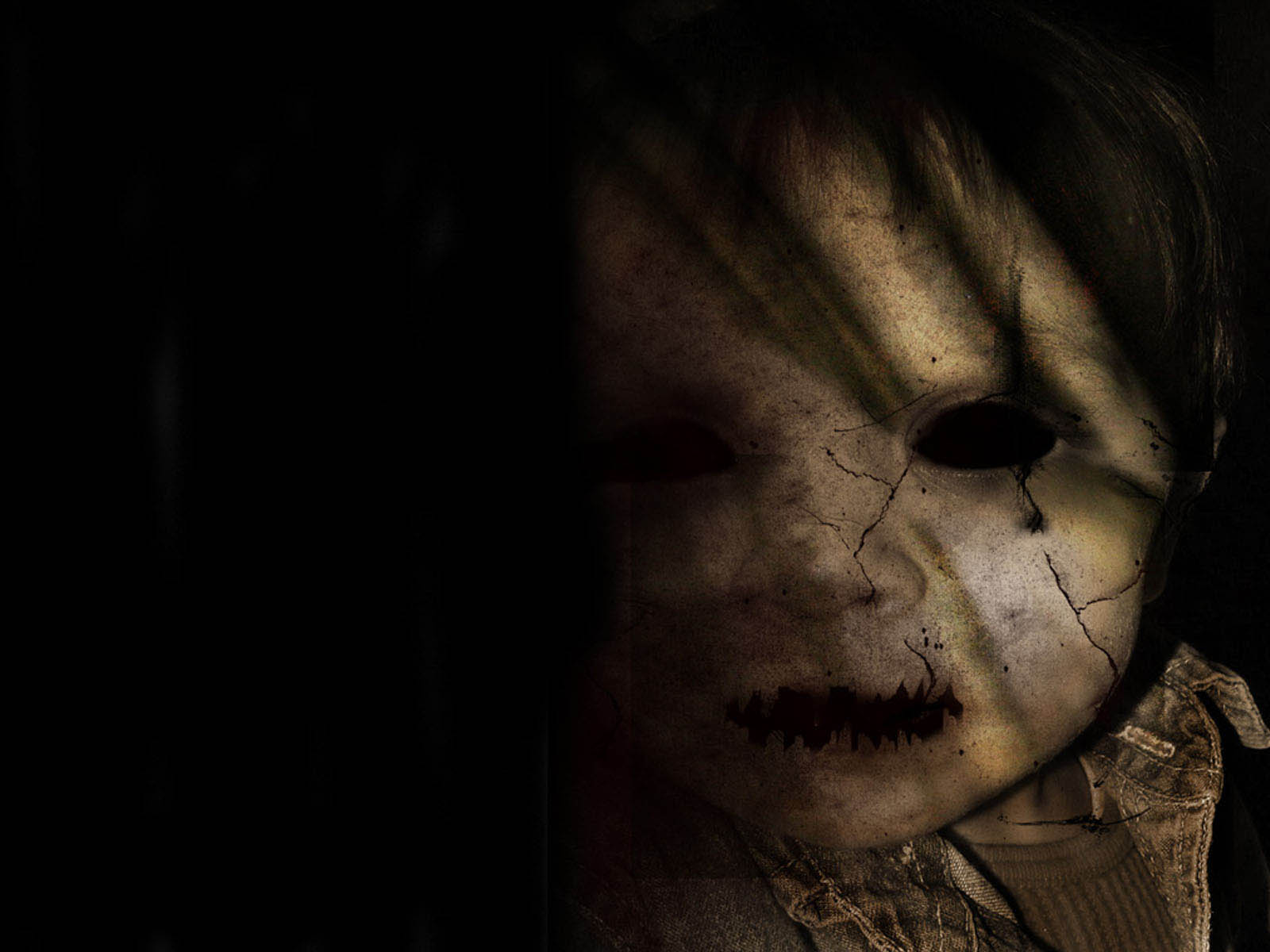 wallpaper: Scary Horror Wallpapers