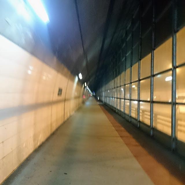 呉 国道185号 休山トンネル