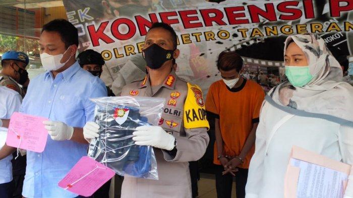 ABG Di Tangerang Rudapaksa Pacarnya Hingga Hamil
