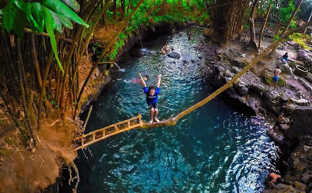 Blue Lagoon Jogja, Wisata Pemandian Alami di Jogja