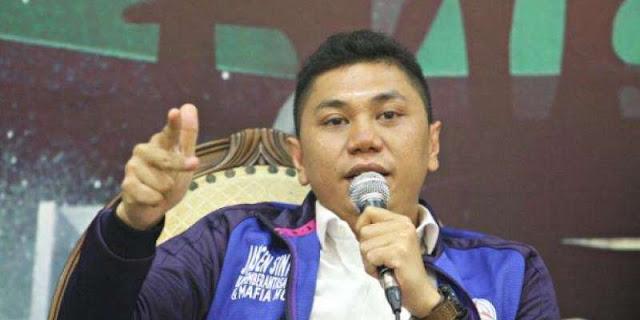 Jansen Sitindaon: Kami Tak Pernah Usik Partai Lain, Ingatlah Kehidupan Politik Ini Panjang Saudara!