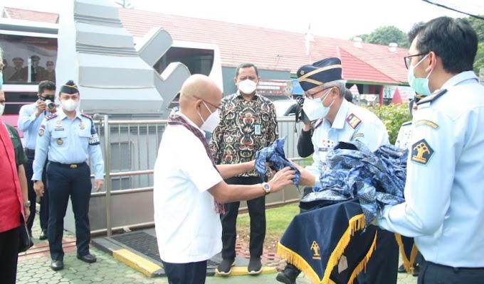 Tim Komisi III DPR RI Datangi Kanwil Kemenkum dan HAM Banten, Ada Apa?