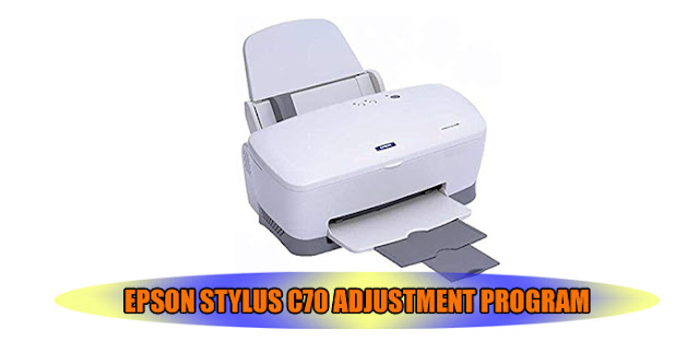Epson Stylus C70 Printer Adjustment Program
