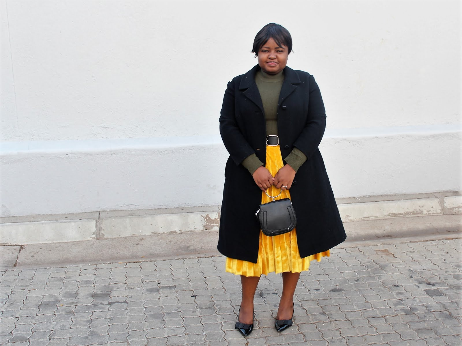 Mr Price Yellow Skirt