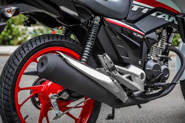 Honda CG 160 Titan S 2020 : vídeo, preços e detalhes