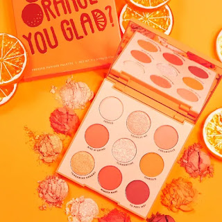 Colourpop Orange You Glad?