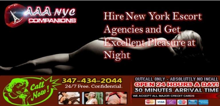 nyc escort agencies