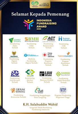 pemenang indonesia fundraising awards