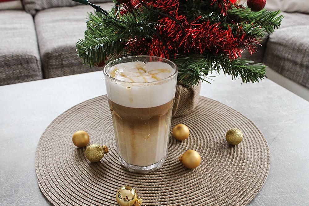Caramel Macchiato Kaffee Rezept