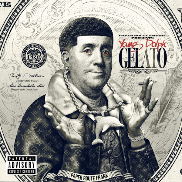Young Dolph - Gelato Cover