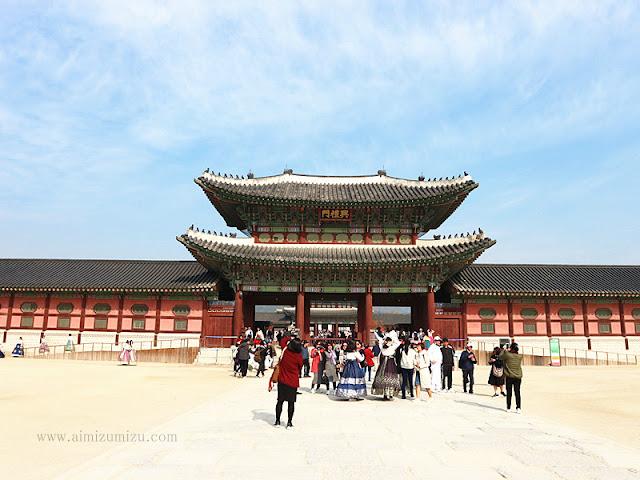 Gyeoukbokung Palace