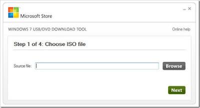 โหลด WINDOWS 7 USB DVD ตัวเต็ม FULL
