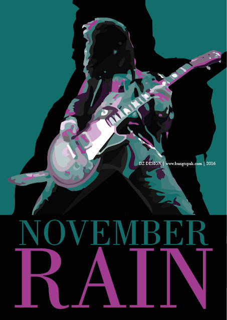 Slash - November Rain - Guns N' Roses