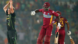 Australia vs West Indies 23rd Match ICC World T20 2014 Highlights