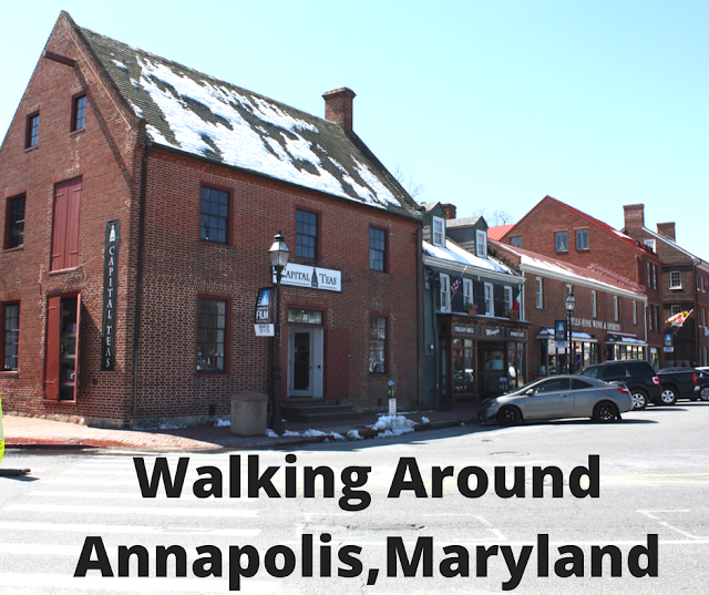 Walking Around Annapolis, Maryland