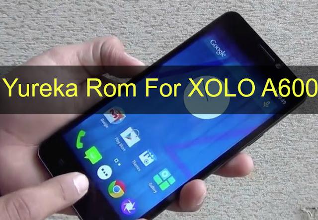 [MT6572] Yureka Rom For XOLO A600