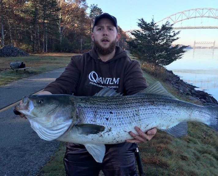Outdoor scene sunday at 9 00 am on wnri com or 1380 am for Bass fishing in ct