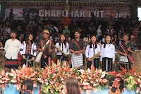 festival mizoram
