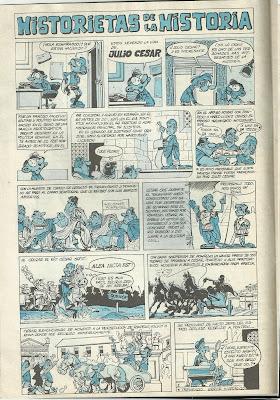 Historietas de la historia, Vida y Luz nº 101