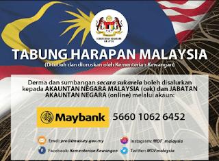Tabung Harapan Malaysia (THM) bagi menangani masalah hutang negara