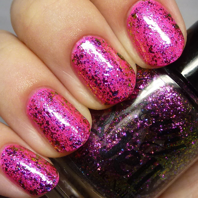 Pretty Jelly Nail Polish Dalliance