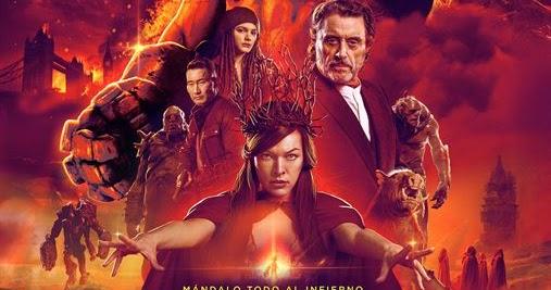 Transgresión Continua: Hellboy (2019