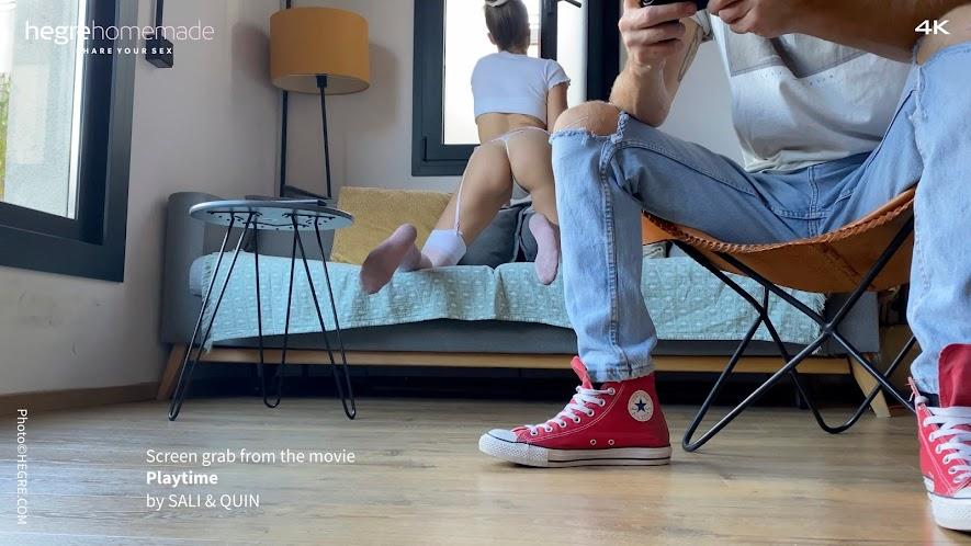 [Hegre-Art] Sali & Quin - Playtime