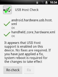 Cara Mudah Android support OTG