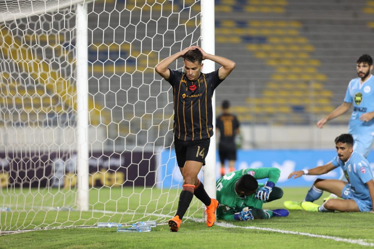 نتيجة مباراة اتحاد طنجة والزوراء بتاريخ 21-08-2019 البطولة العربية للأندية