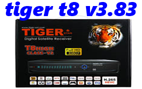 tiger t8 new software v3.83 new update high class v2