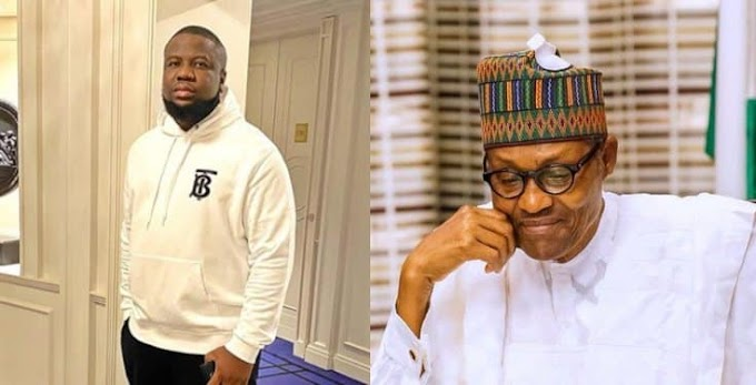 """It will not be well with you and your generations""- Hushpuppi Fires Buhari and House of Reps."