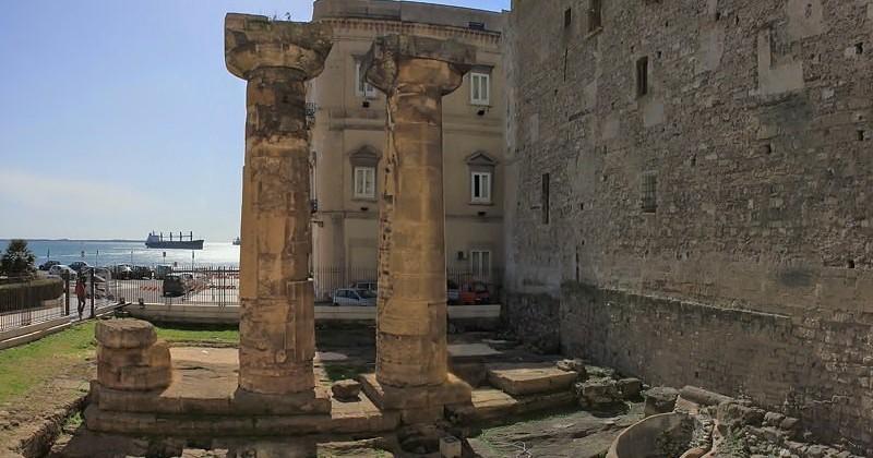 Temple of Poseidon, Taranto