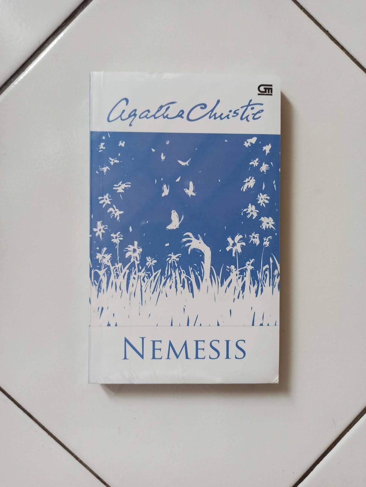 Novel Terjemahan Nemesis Karya Agatha Christie