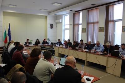 Проведе се първото заседание на ОбС-Тетевен за 2020 г.