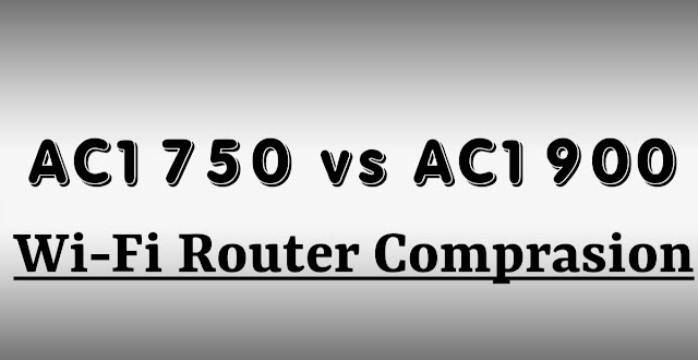 AC1750 vs AC1900 Router Comparison, Differences & Wireless Review [2020 Update]