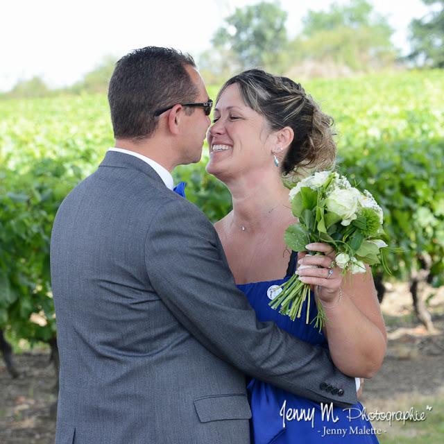 photo volée portrait mariage invitée