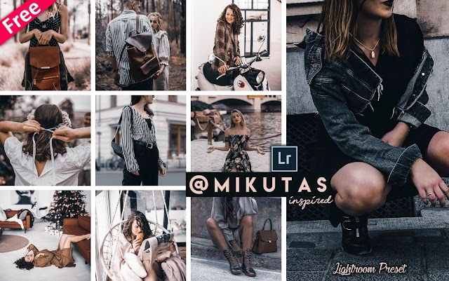 Download Mikutas Inspired Lightroom Presets for Free | How to Edit Photos Like Jacqueline Mikuta in Lightroom