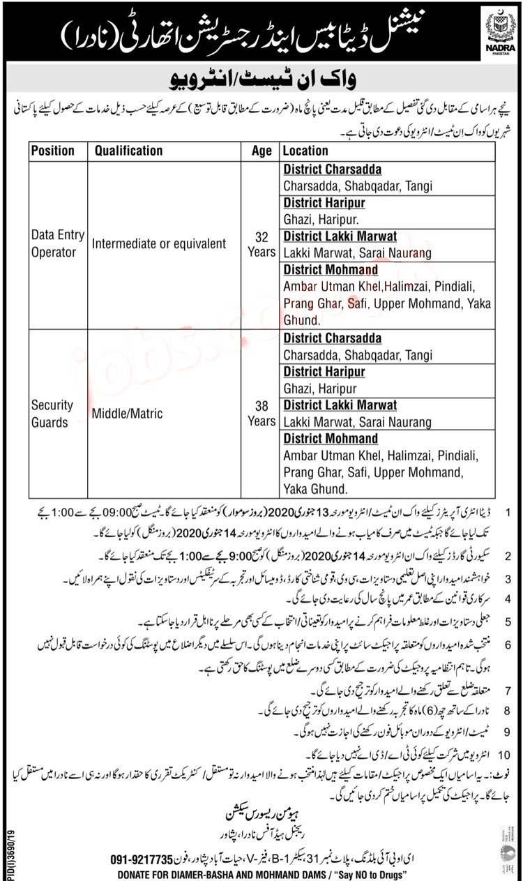 latest-nadra-jobs-2020