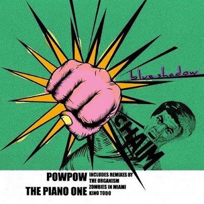 Chaim - Pow Pow (The Organism Remix) [Blue Shadow]